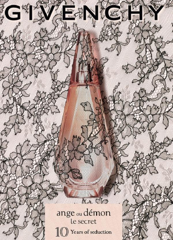 лимитированная коллекция Givenchy Ange ou Demon Le Secret