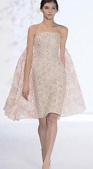 минимализм - модные вечерние платья лето 2016