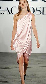 модные вечерние платья лето 2016, бельевой стиль 4
