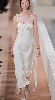 модные вечерние платья лето 2016 бельевой стиль