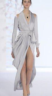 модные вечерние платья лето 2016, в бельевом стиле