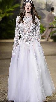 модные вечерние платья лето 2016 - 4