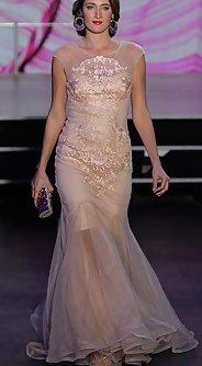 модные вечерние платья лето 2016 - 6