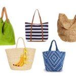 Выбираем модную пляжную сумку на лето 2016