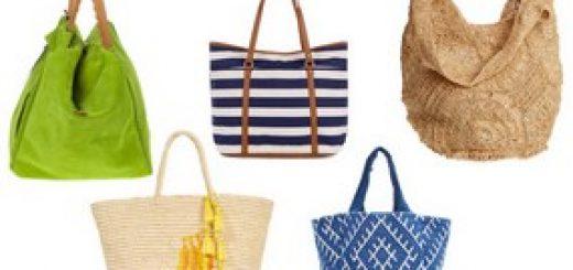 модные пляжные сумки 2016