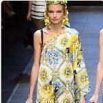 Обзор коллекции Dolce & Gabbana весна-лето 2016