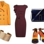Яркая осень — модный сет