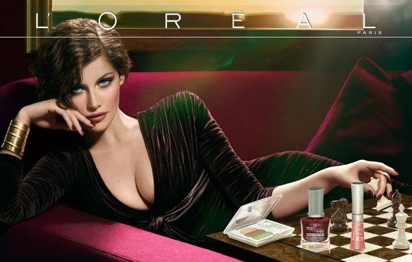 летиция каста в рекламе косметики лореаль