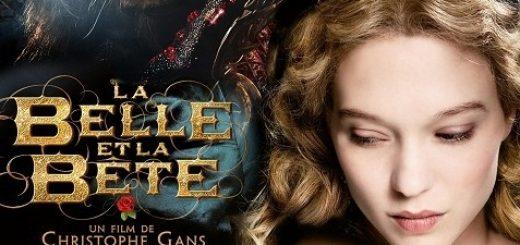 постер кино красавица и чудовище с леа сейду