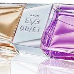 Eve Duet — новая женская парфюмерная вода от Avon