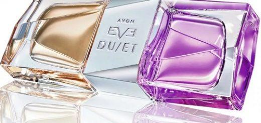 eve duet avon - новая парфюмерная вода