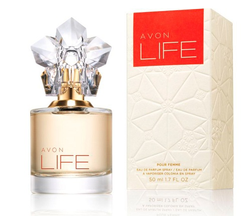 avon life от avon - парфюмерная вода