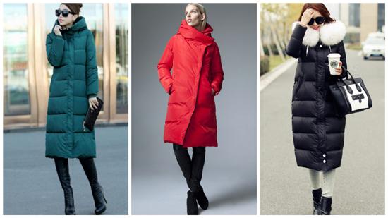 зимний стиль одежды, пуховик, женский зимний стиль