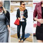 Кожаная куртка – обновляем гардероб на весну
