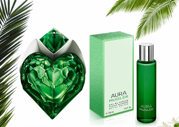 аура мюглер - новый женский аромат
