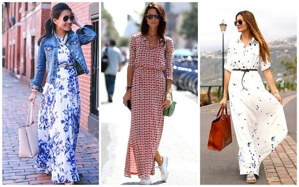 модные платья на лето 2018