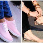 Модная женская обувь на лето 2018 — фото, описание
