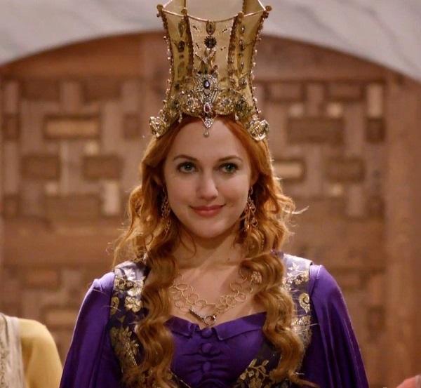 драгоценности, корона хюррем султан