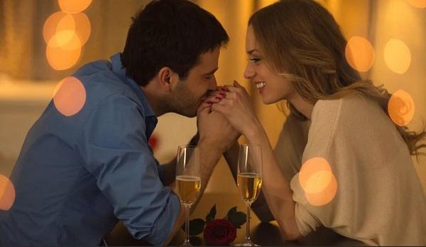 как удачно выйти замуж - счастливая пара