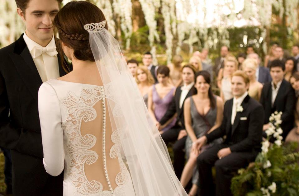 бэлла свон, свадебное платье