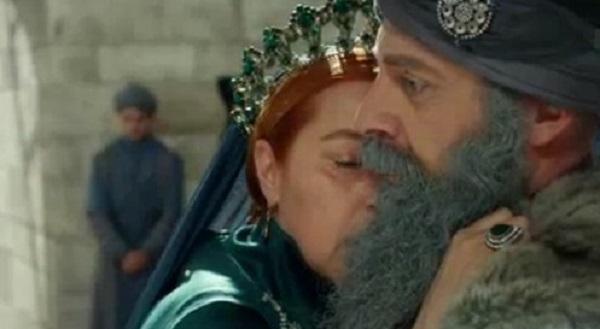 кольцо хюррем султан в третьем сезоне сериала