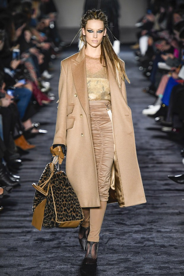 самое модное пальто - осень 2018