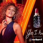 Yes I Am — новая женская парфюмерная вода от Cacharel