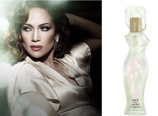 реклама женской парфюмерной воды с дженнифер лопес