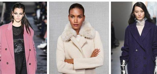 самые модные женские пальто осени 2018