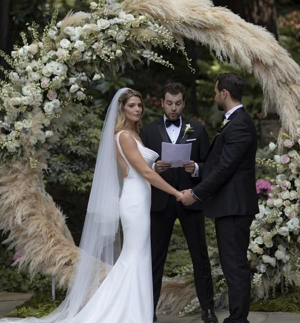 эшли грин и пол каури, свадьба, фото (1)