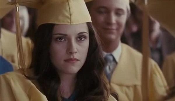 белла свон на школьном выпускном - сага сумерки