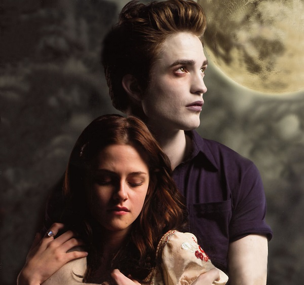 эдвард и бэлла - сага сумерки