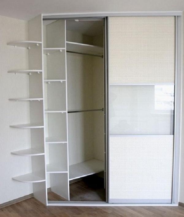 гардеробная комната в квартире, декор и дизайн, форма, идеи для интерьера дома и маленькой квартиры