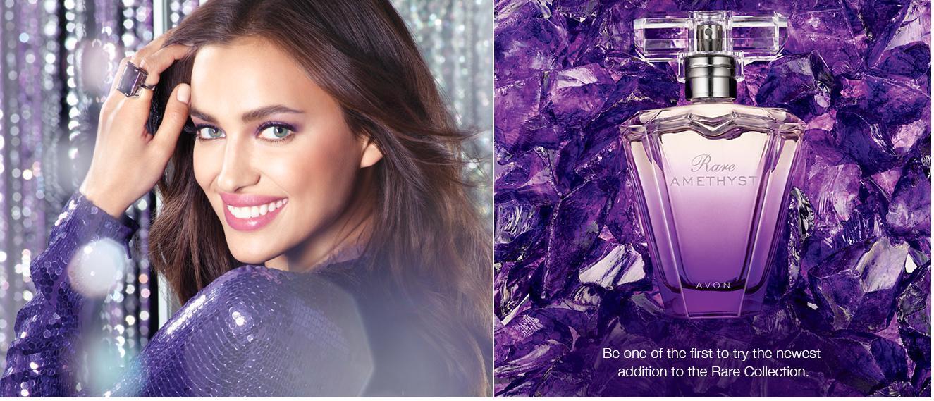 ирина шейк в рекламной кампании ароматов от эйвон