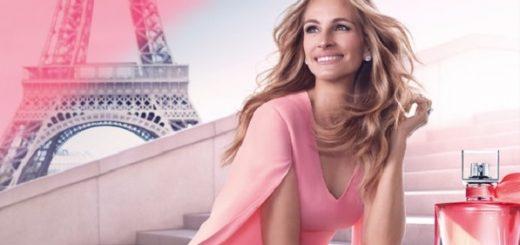 реклама la vie est belle en rose от ланком, женский аромат, обзор и фото--