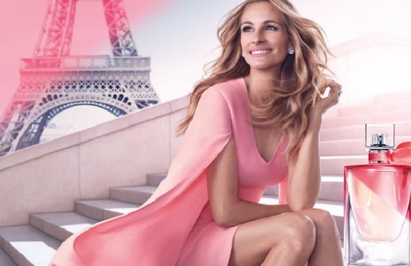 la vie est belle en rose от ланком, женский аромат, обзор и фото, да вие э бель эн роуз