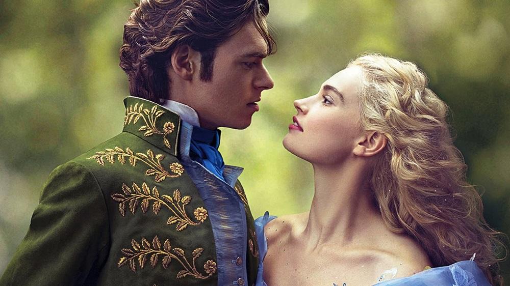 золушка и принц - фильм золушка 2015
