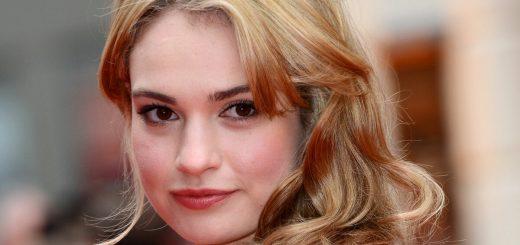 10 интересных фактов о Лили Джеймс