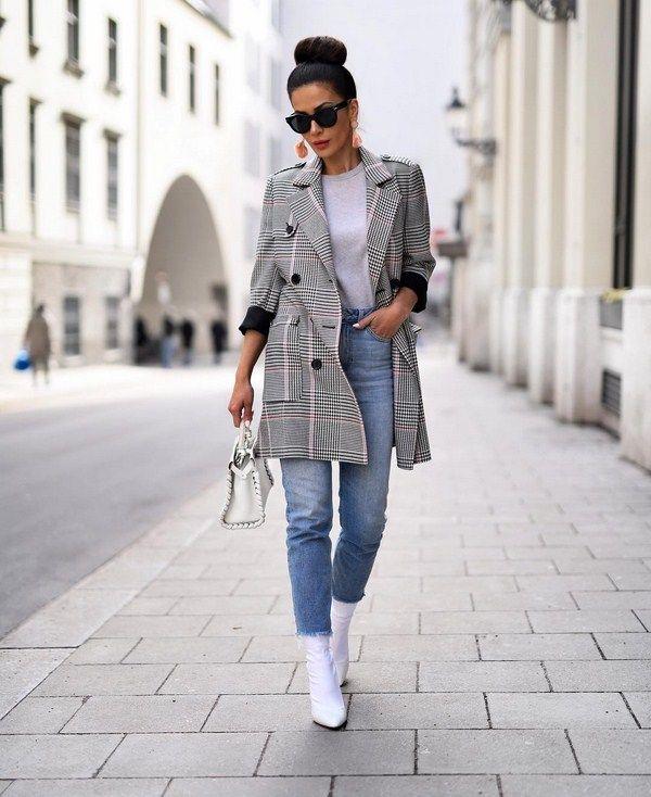 как составить модный осенний гардероб - советы