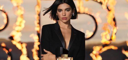 женски аромат Libre от YSL, Дуа Липа в рекламе аромата Либре