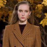 Модные образы осени — фото с подиумов
