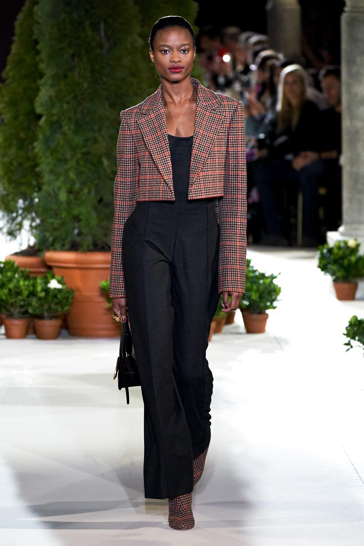 Обзор модной коллекции Oscar de la Renta - осень-зима 2019-2020