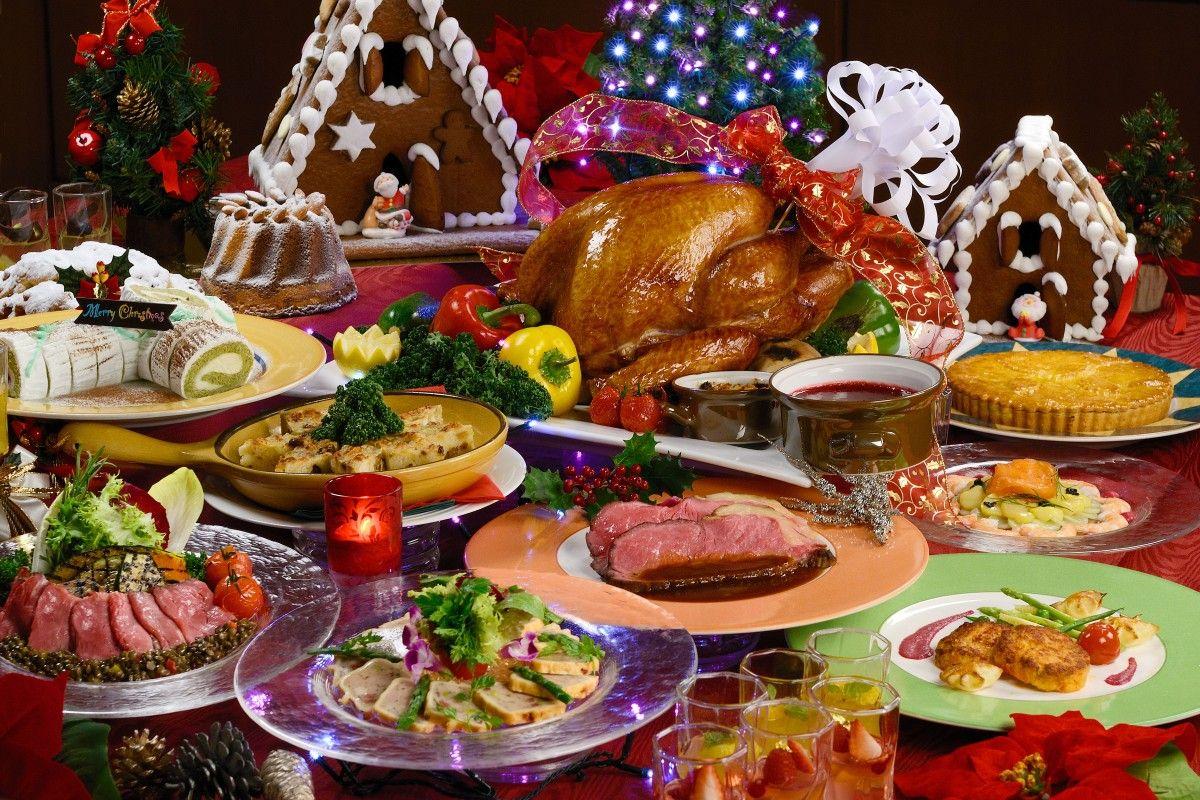 рецепты для новогоднего стола 2020