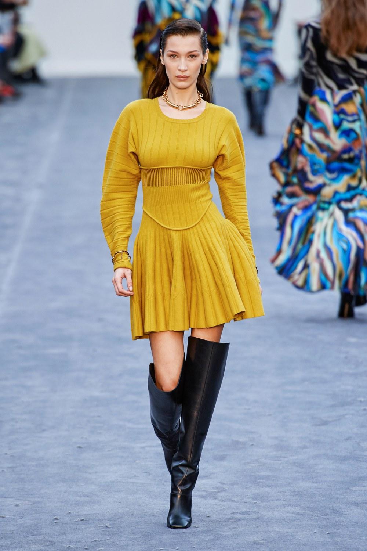 обзор модной коллекции Roberto Cavalli осень-зима 2019-2020