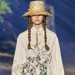 Обзор модной коллекции Dior весна-лето 2020
