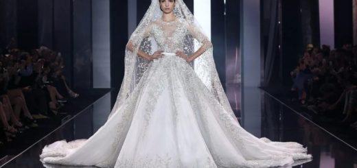 свадебная мода 2020