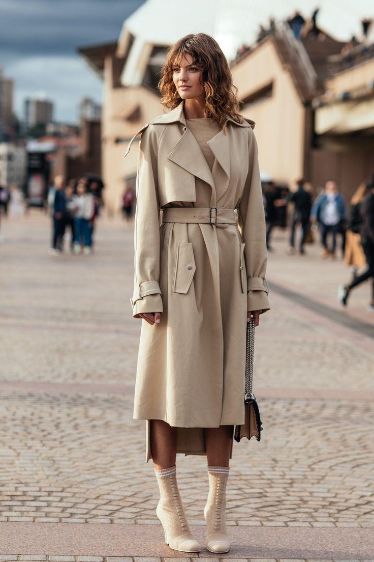 модный образ в пудровых тонах, бежевый цвет, мода 2020 (3)