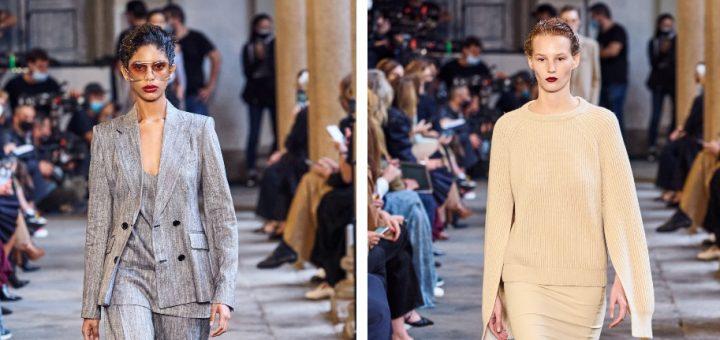 модная коллекция макс мара весна лето 2021